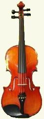Picture of full size violin on the New Violins for Sale page
