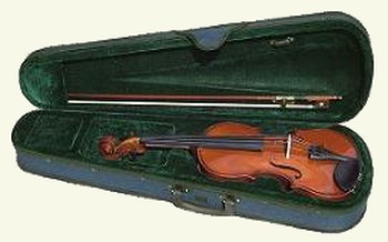 Picture of inexpensive student outfit - The Violin Company