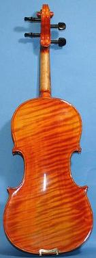 Picture of good quality violin back - The Violin Company