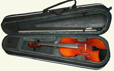Quarter size violin for sale from The Violin Company