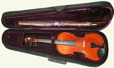 New Full Size (4/4) Violins for Sale from The Violin Company