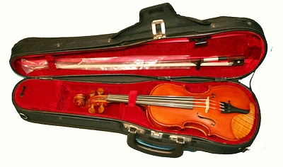 Picture of Second Hand Violin from The Violin Company