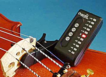 Picture of Violin Tuner